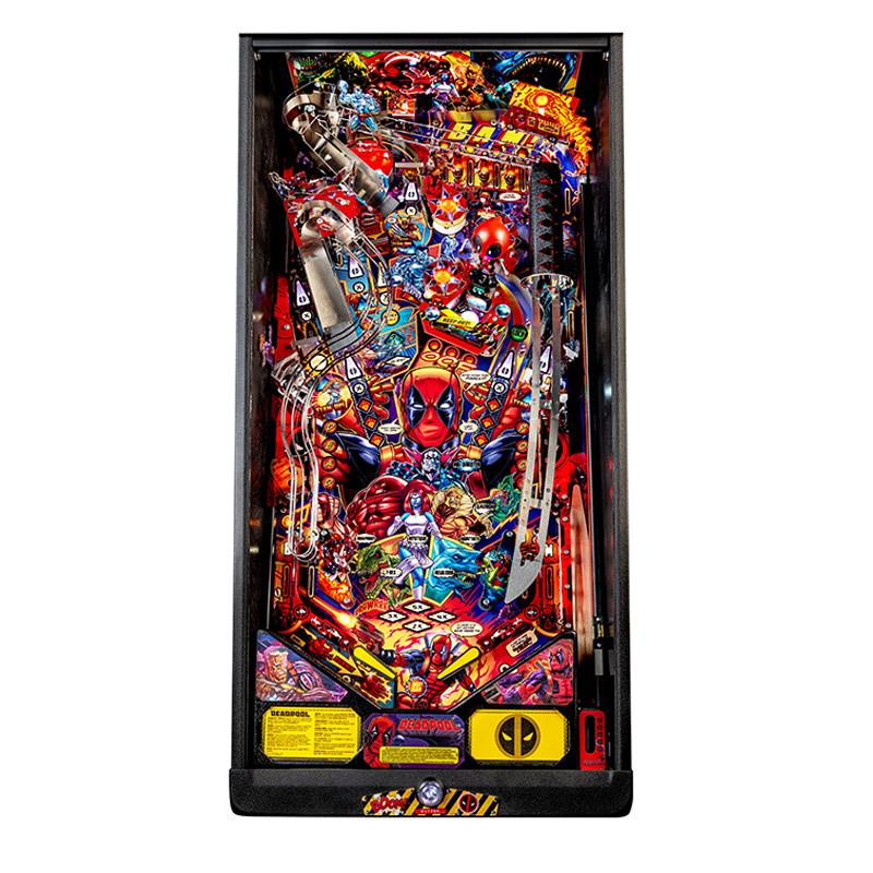 Stern-Pinball Deadpool Pro