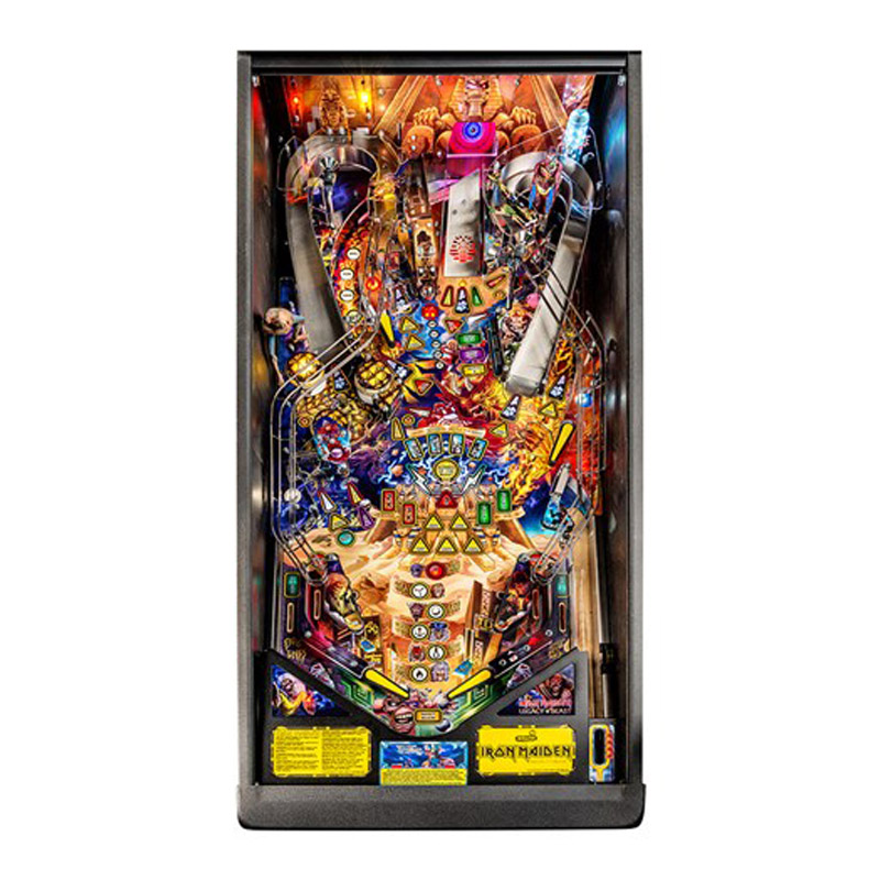 Stern-Pinball Iron Maiden Premium
