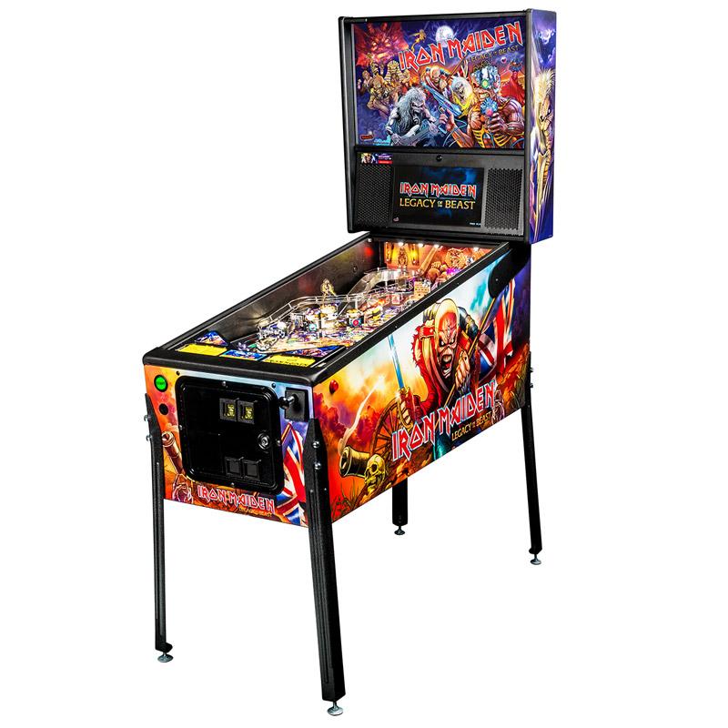 Stern-Pinball Iron Maiden Pro