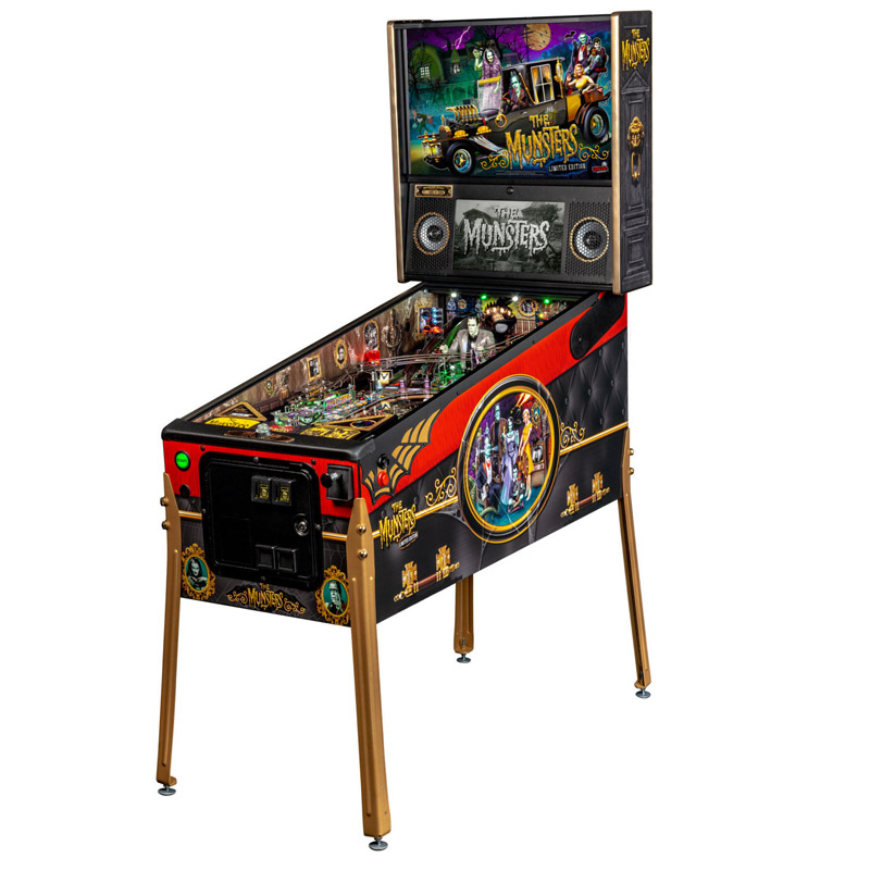 Stern-Pinball The Munsters LE