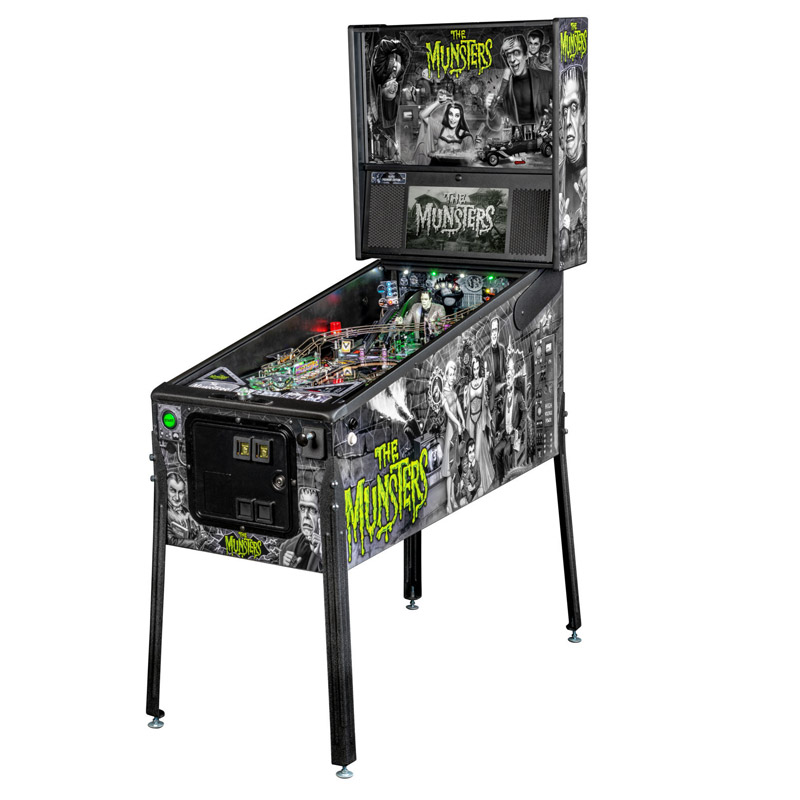 Stern-Pinball The Munsters Premium