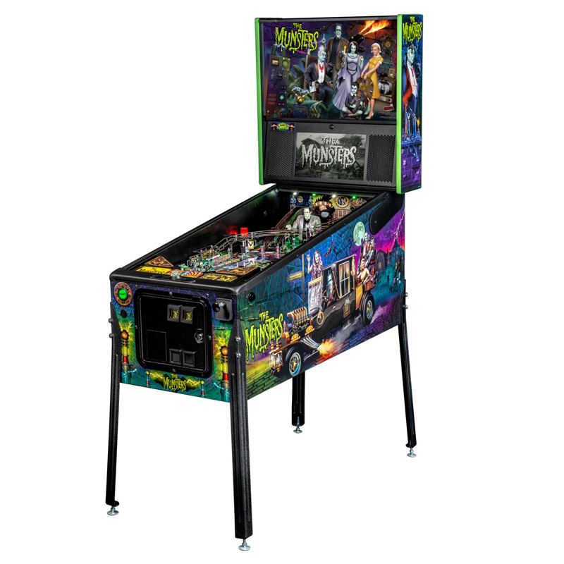 Stern-Pinball The Munsters Pro