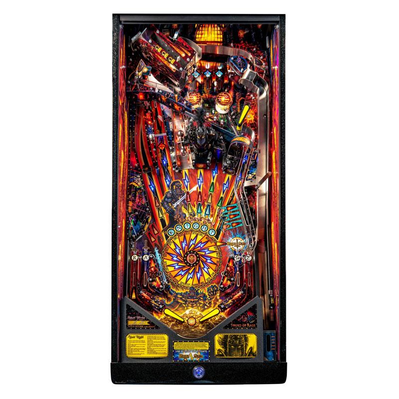 Stern-Pinball Black Night: Sword of Rage LE