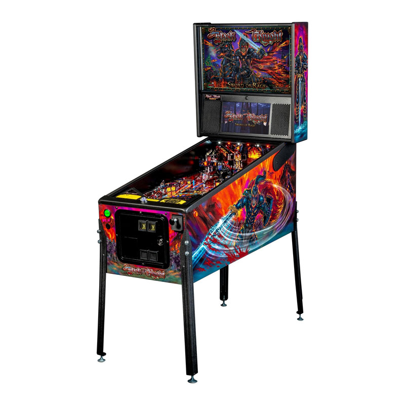 Stern-Pinball Black Night: Sword of Rage Premium