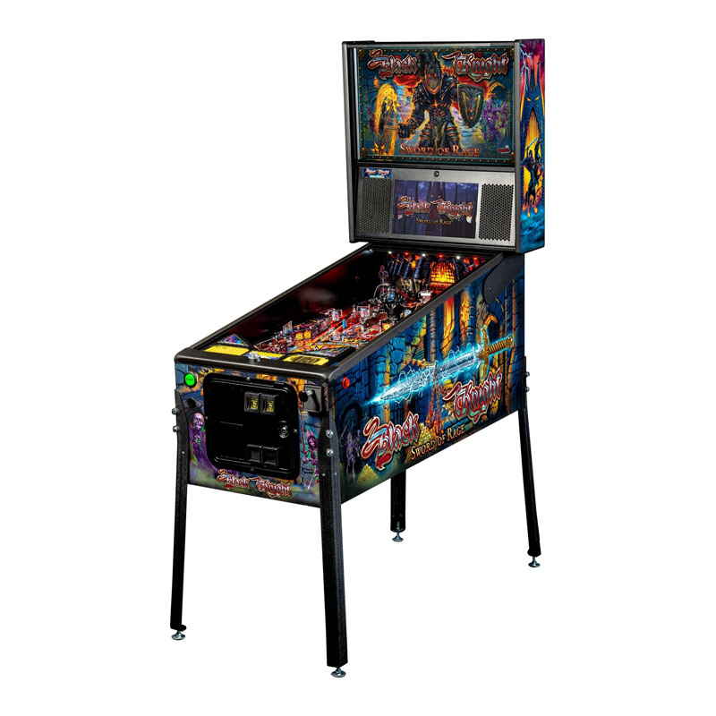 Stern-Pinball Black Night: Sword of Rage Pro