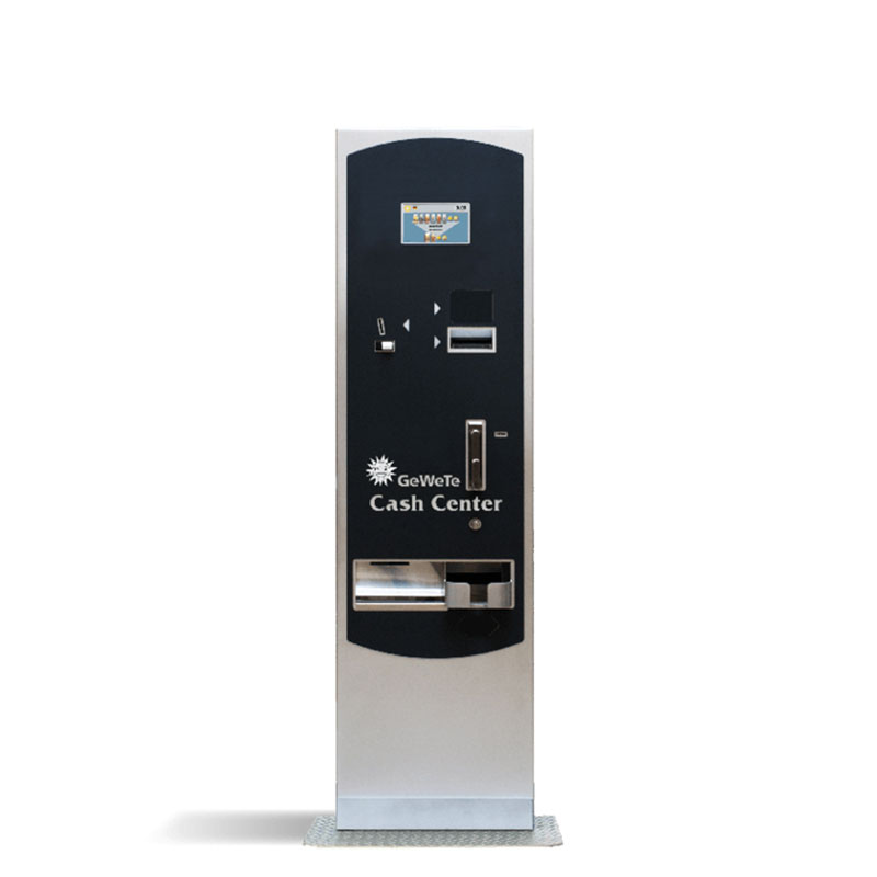 GeWeTe Cash-Center-Compact-Change