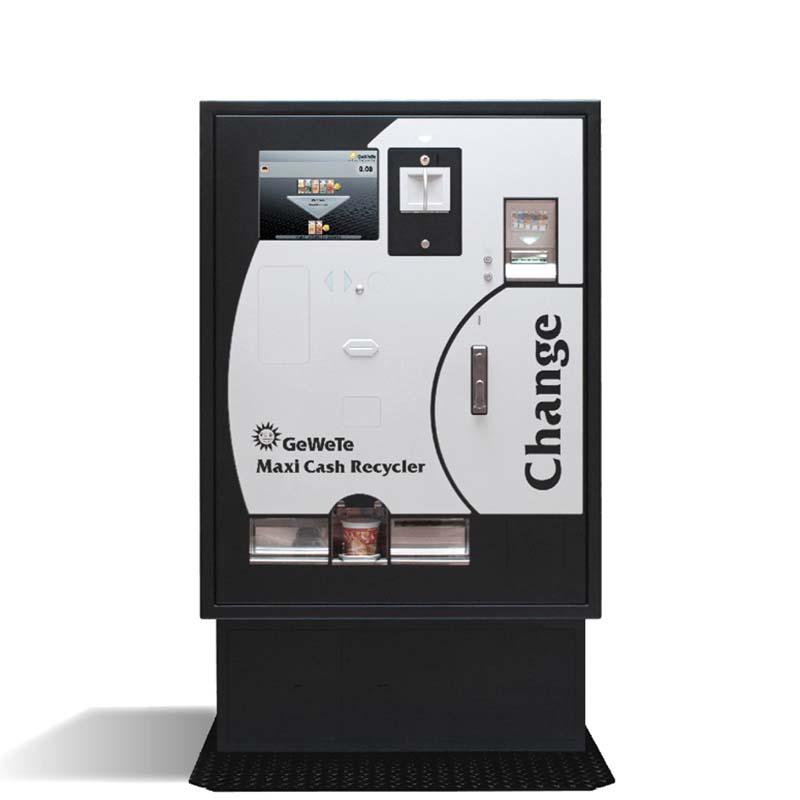 GeWeTe Maxi-Cash-Recycler