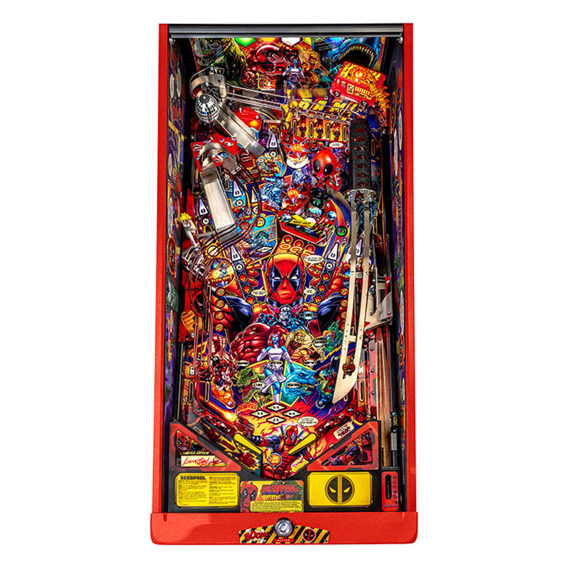 Stern-Pinball Deadpool LE