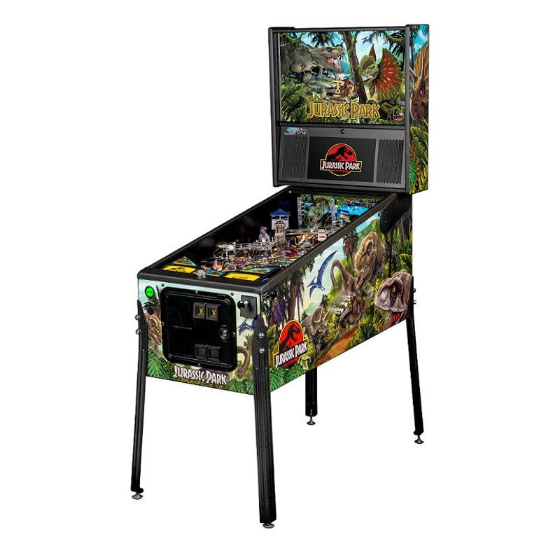 Stern-Pinball Jurassic Park Pro