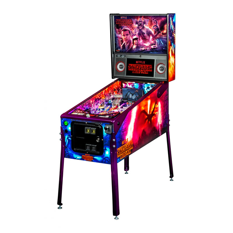 Stern-Pinball Stranger Things LE