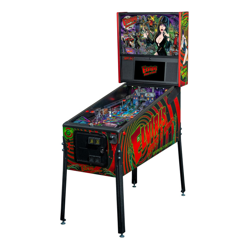 Stern-Pinball Elvira´s House of Horror Premium